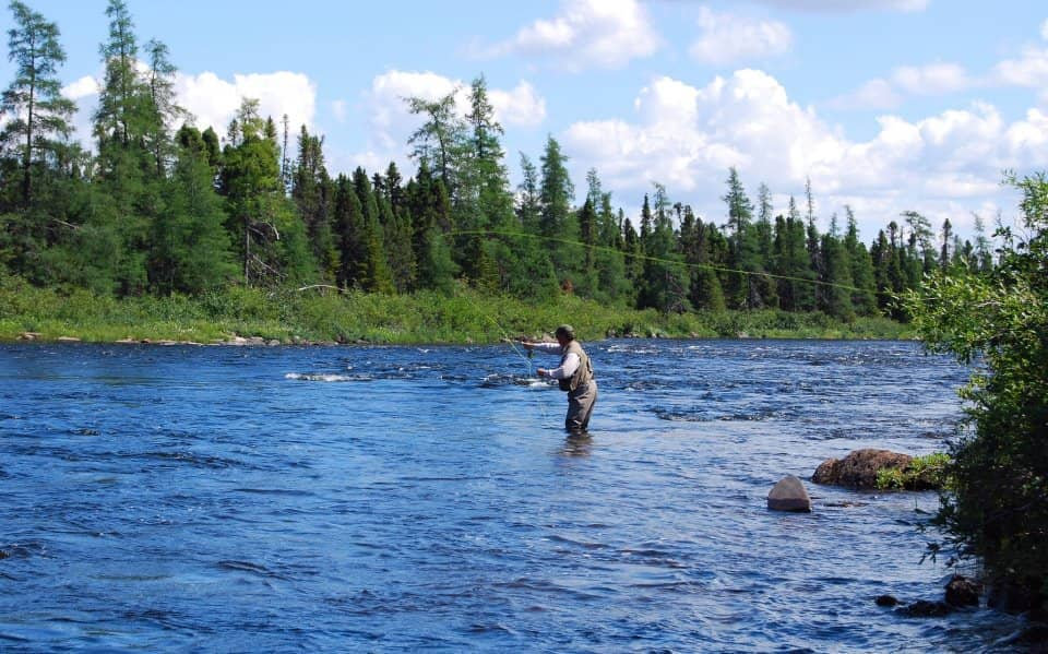 The Best Brook Trout Angling on the Planet